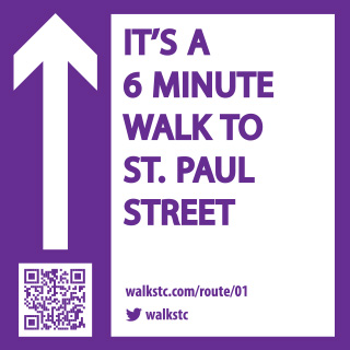 WalkSTC Route 01